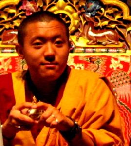 Yangsi Khyentse Rinpoche. Photo by Jessie Litven.