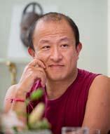 Dzongsar Khyentse Rinpoche. Photo by Marvin Moore.