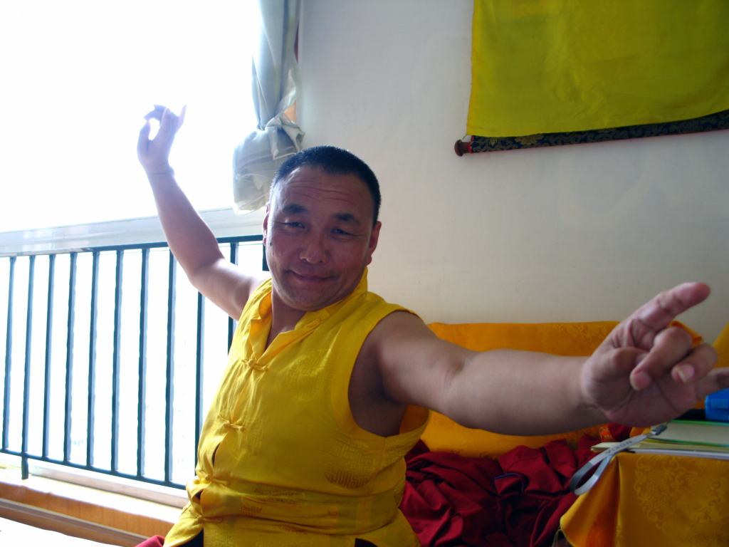 Karma Senge Rinpoche