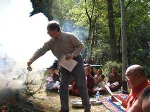 Larry Bhutan